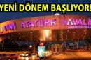 SON DAKİKA: İSTANBUL – ERCAN UÇUŞLARI İÇ HATLAR TERMİNALİNE ALINDI…