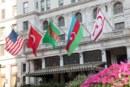 SON DAKİKA: CENEVRE'DEKİ OTELDE BAYRAK KRİZİ…