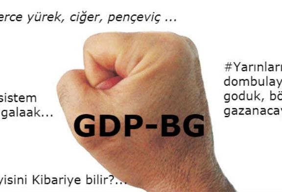 SON DAKİKA: SEÇİME BEŞ KALA YENİ PARTİ, GDP-BG…